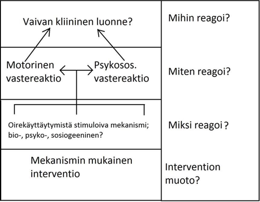 integroitu lähestymisnäkökulma